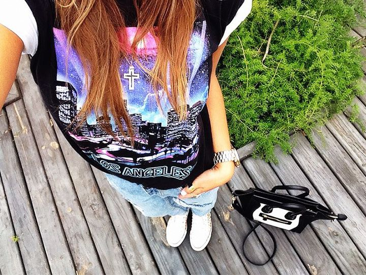 outfit del dia