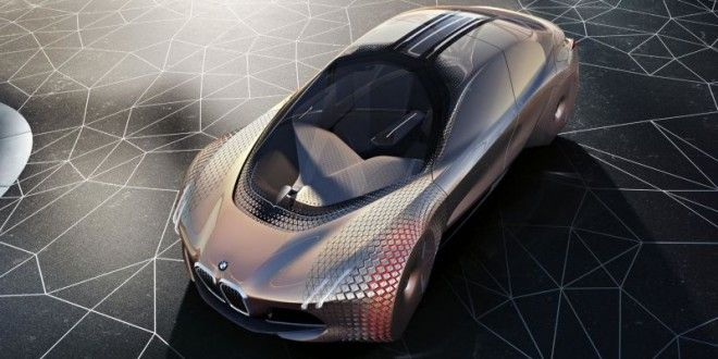 BMW Vision Next 100 Concept: The Amazing Riding Machine