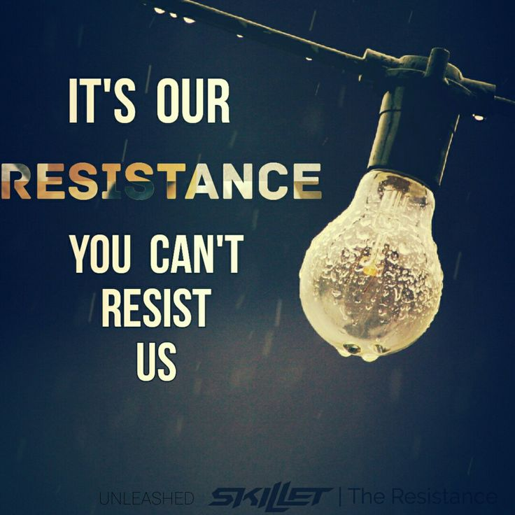 Skillet UNLEASHED The Resistance Wallpaper 2016