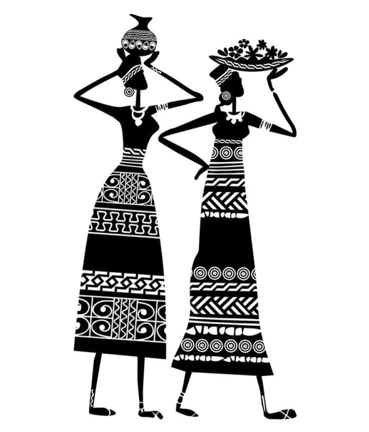 крышки картинки африканки в векторе говорить простым языком