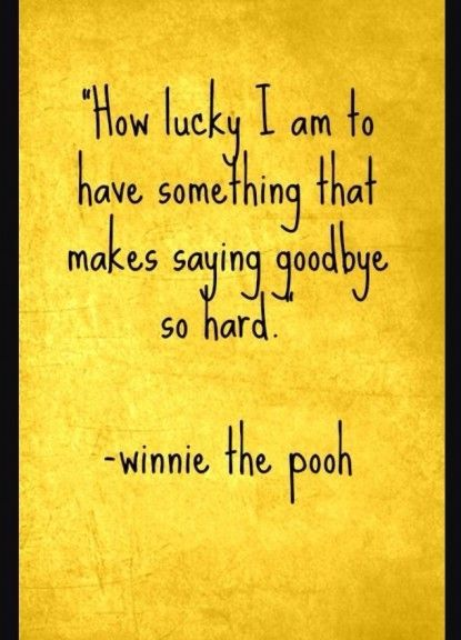 Grief Sorrow Cancer Support -Quote Winnie The Pooh  (scheduled via http://www.tailwindapp.com?utm_source=pinterest&utm_medium=twpin&utm_content=post15032044&utm_campaign=scheduler_attribution)