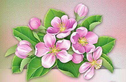 цветущая ветвь - Схемы вышивки - Светлана159 - Авторы - Портал «Вышивка крестом»