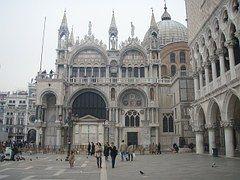Plaza De San Marcos, Venecia, Religión