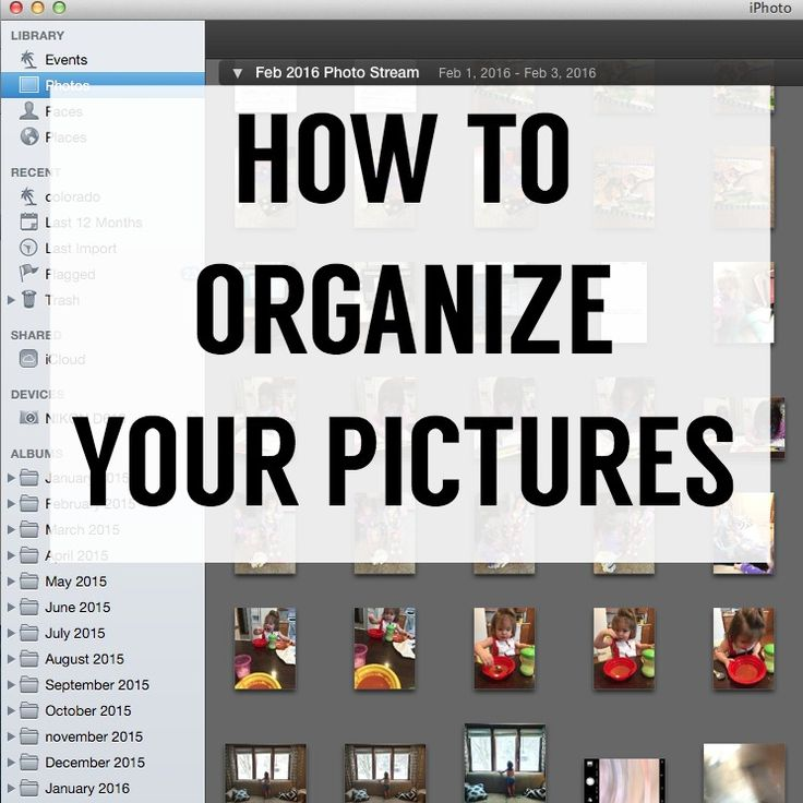 """With the current digital media age, there are pictures EVERYWHERE. Facebook, Instagram, your phone, your spouse's phone, text messages, google photos, your email, your computer, and on and on. This picture overload makes it feel really hard to keep up with organizing pictures. You can do it though! I'm hoping to simplify the """"problem"""" today …"""