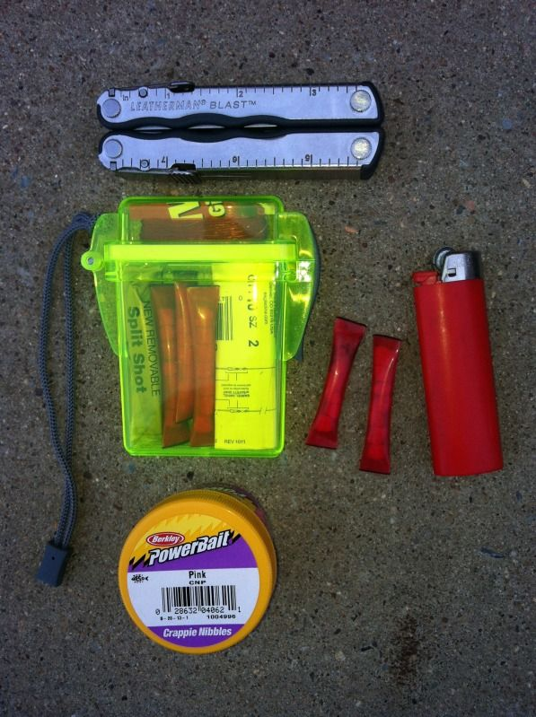78 best images about compact survival kits gear on for Pocket fishing kit