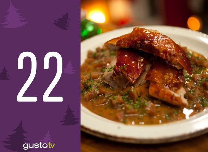 21 best christmas cooking advent calendar images on pinterest gusto recipes cooking ideas from canadas food lifestyle channel forumfinder Choice Image