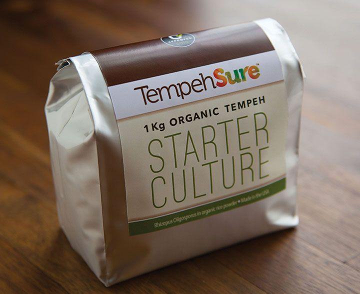 Organic Tempeh Starter Culture 1kg