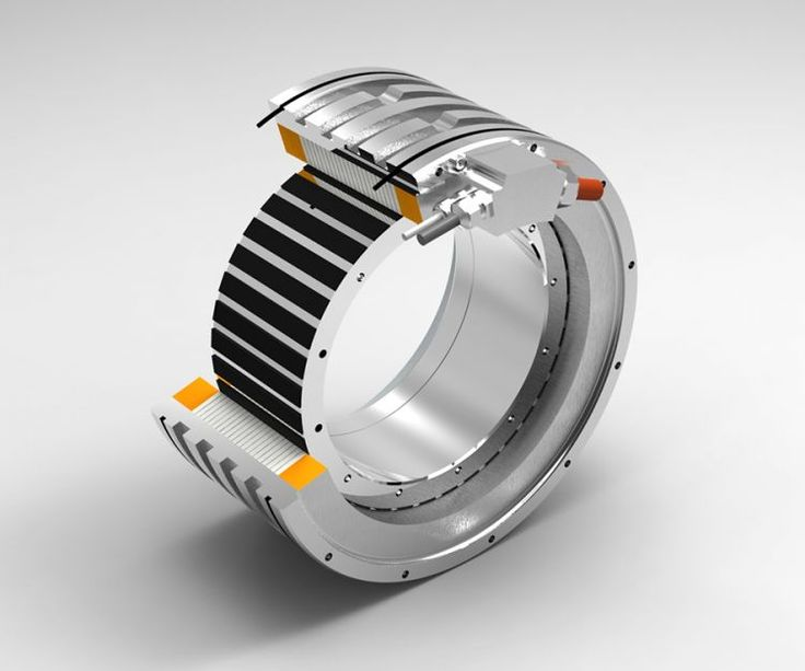 High-torque motor - Torque motors perfectly meet the requirements for torque and dynamics in robotic applications. Power density in robotics - a question of torque - drive.tech