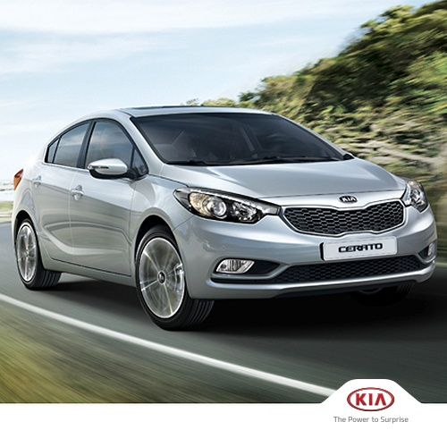 Introducing the 2013 All New Kia Cerato - now available at www.kiacars.co.za! #kia #auto #cars #kiacerato