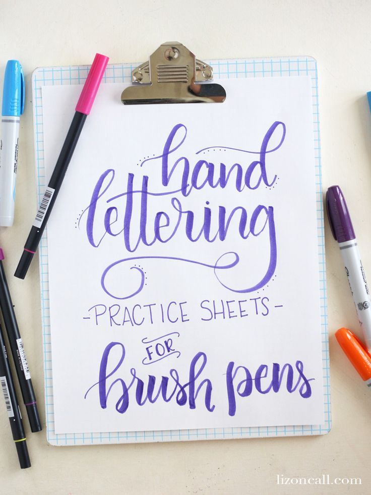 Architectural Lettering Practice Sheets Best 25+ Hand letterin...