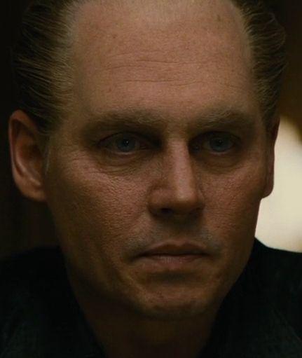 Black Mass (2015)  Johnny Depp. James 'Whitey' Bulger