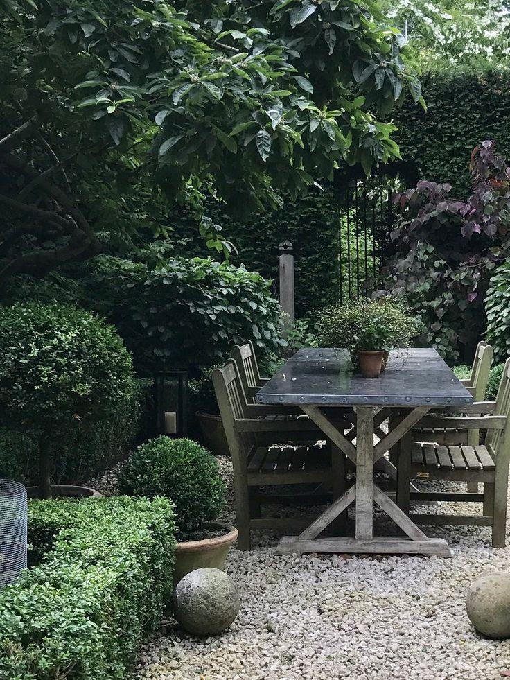 nigel slater (@NigelSlater) shady garden eating