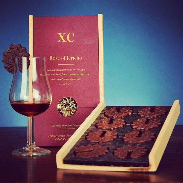 Luxusní čokoláda co se hodí ke všem kvalitním rumům #chocolate #idealniswhisky #zavestejinasklenicku #quality #unasvbedne #manboxeo