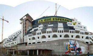 El 'poder judicial' en El Algarrobico