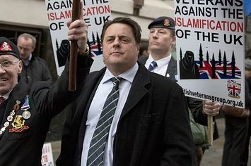 British National Party Leader Nick Griffin Declared Bankrupt  | Pinned by http://www.thismademelaugh.com