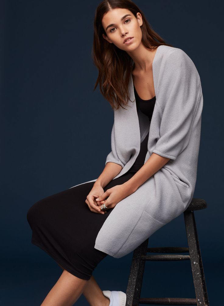 The Group by Babaton JAVIER SWEATER | Aritzia