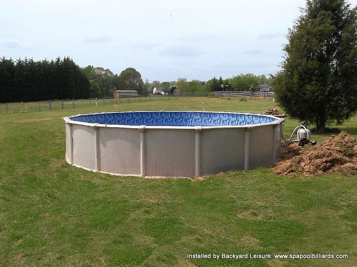 Pin By Backyard Leisure On Hot Tubs And Pools Installed By Backyard L