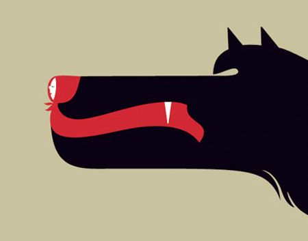 Noma Bar creates some great negative space art works.