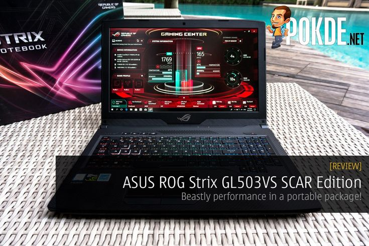 For RM9299, the ASUS ROG Strix GL503VS SCAR Edition gaming laptop offers an excellent gaming experience, with its GeForce GTX 1070 and 144 Hz G-SYNC display.   Share this:   Facebook Twitter Google Tumblr LinkedIn Reddit Pinterest Pocket WhatsApp Telegram Skype Email Print