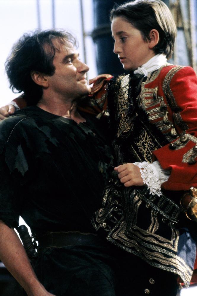 Hook - Robin Williams Photo (37452918) - Fanpop