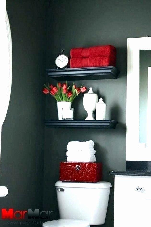 Red Bathroom Decorating Ideas Luxury Black White And Red Bathroom Decor Sends Restroom Decor Guest Bathroom Decor Red Bathroom Decor