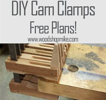 Image result for Homemade Woodworking Clamps