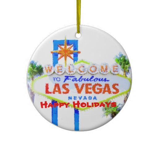 20 Best Images About Las Vegas Christmas Ornament On