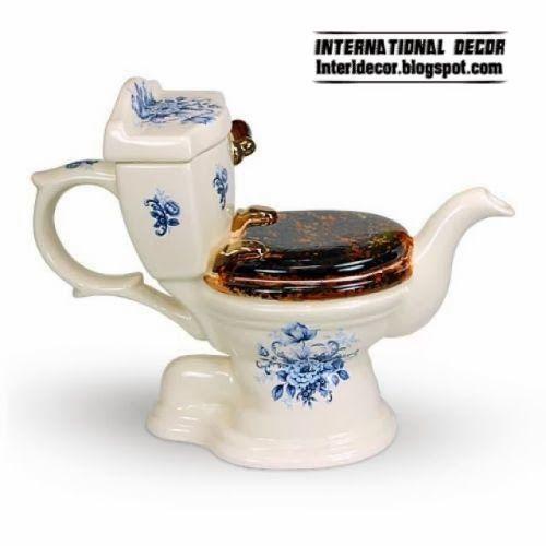 Novelty Tea Kettles ~ Unique teapots tea kettle and