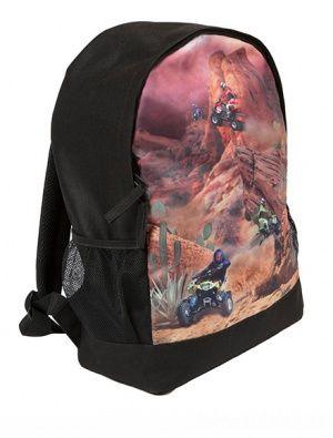 Buy Alphabet Soup Tuff Wheels Backpack