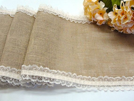 10 Best Images About Table Runner On Pinterest Runners Lace Runner And Burlap Runners