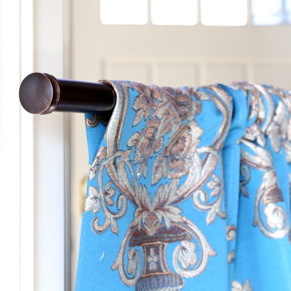 Curtain Panel Rod Pocket Guide