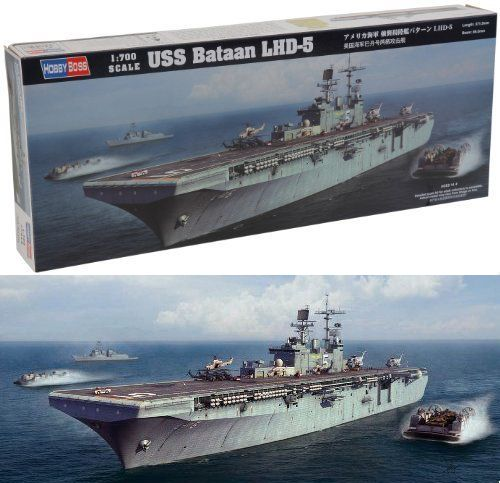 Metal 152929: Hobby Boss Uss Bataan Lhd-5 Kit Hobby Model Boat Building Kits, New -> BUY IT NOW ONLY: $64.46 on eBay!