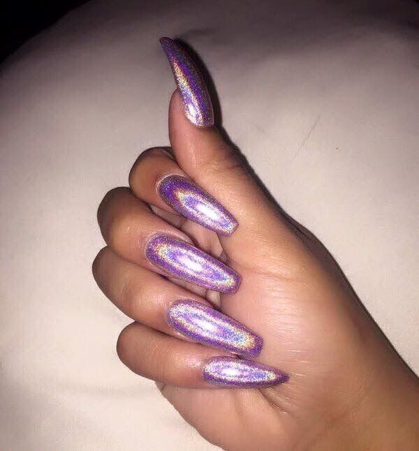 Prom Nail Ideas For Long