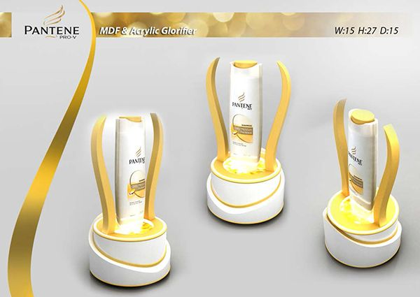 P&G Pantene Glorifier on Behance