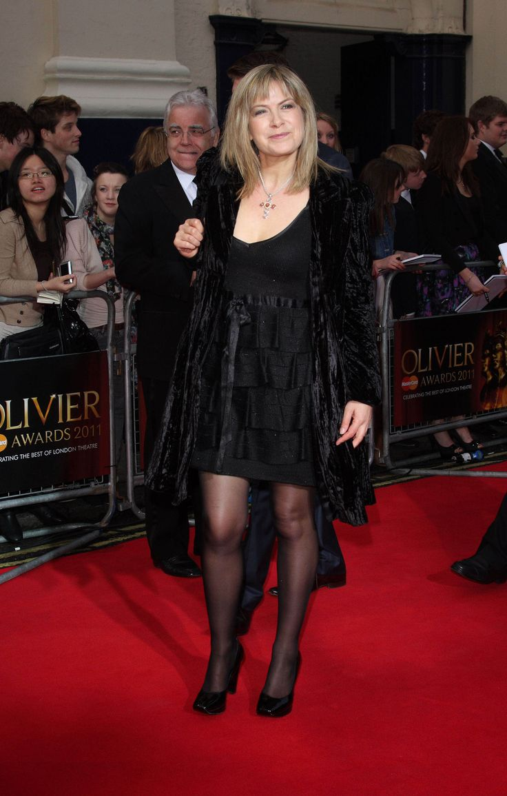 Penny Smith Olivier Awards London 13 03 11 Penny Smith