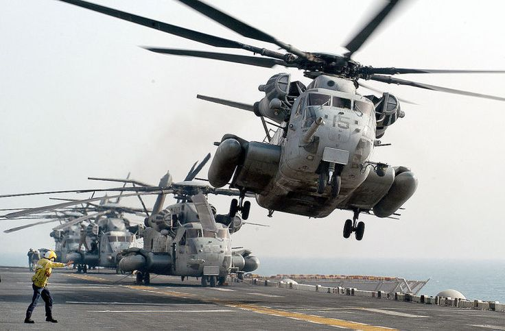 The Marines Corps' CH-53E Super Stallion Fleet Is In Inexcusably Horrible Disrepair