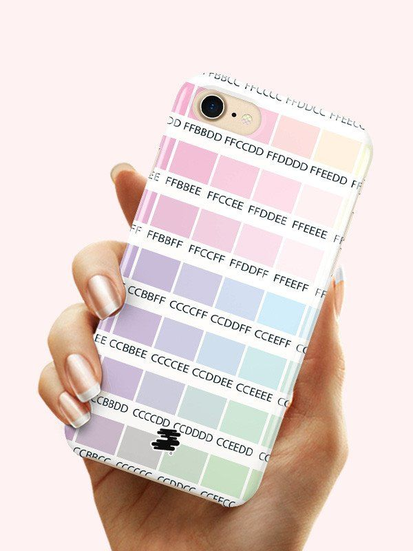 Fashionable Design Phone case featuring wrap around. iPhone 7, iPhone   7 plus, iPhone 6, iPhone 6s, iPhone 6/6s plus, iPhone SE/5/5s, Design   pastel grunge