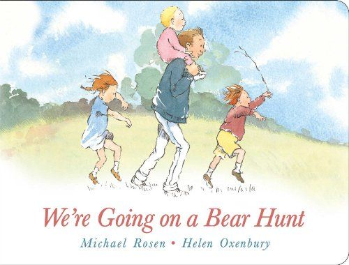 25+ Activities, Crafts, and Printables for We're Going on a Bear Hunt - Homeschool Creations