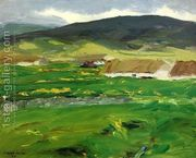 O Malley Home Aka Achill Island County Mayo Ireland  by Robert Henri