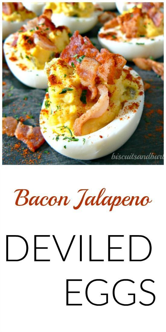 This Easter, make this delicious twist on classic deviled eggs!
