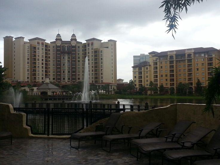 I love #Wyndham Bonnet Creek Resort in #Orlando #Florida! It's located INSIDE #Disney gates! #ClubWyndham rocks!