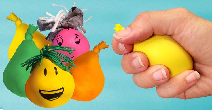 Stressboll eller kramgo gubbe? Så gör du din egen favorit | LAND.se