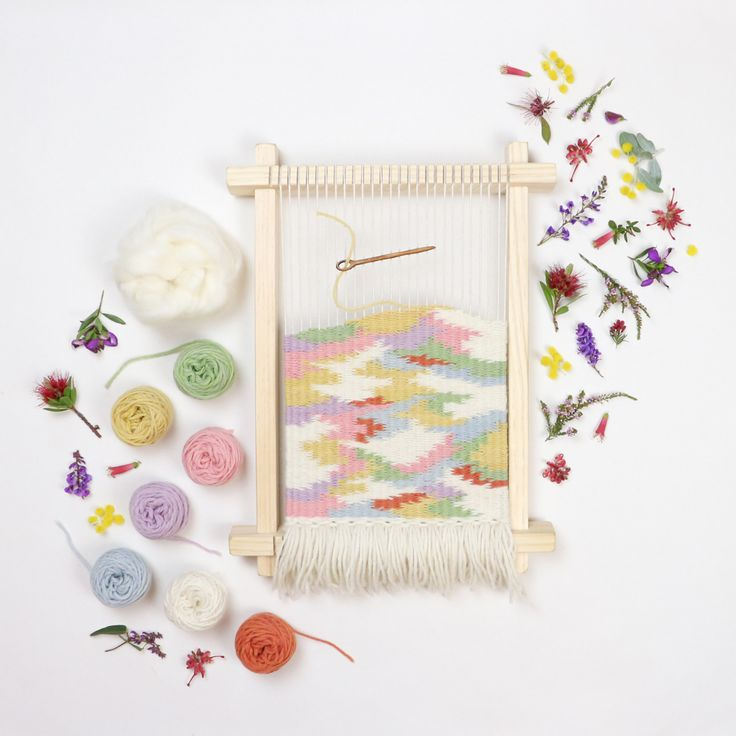 Wall Art Loom Kit : Best weaving images on wall hangings loom