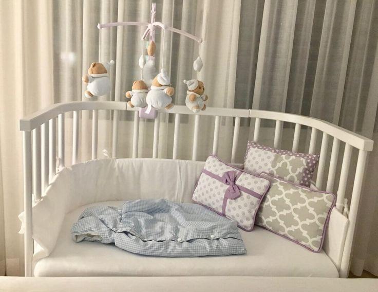 Erstausstattung für Neugeborene - was man wirklich braucht | Beistellbett baby, Babybett