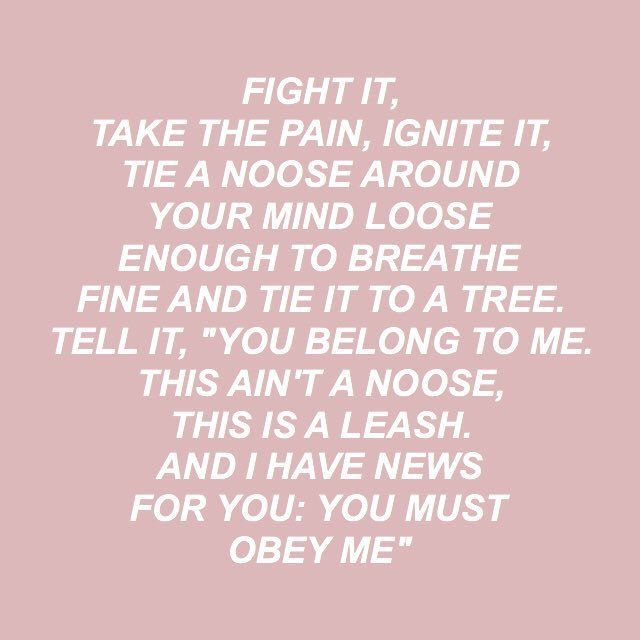 holding on to you || twenty one pilots