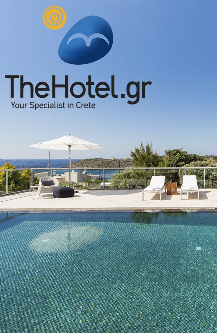 Divine Villas in Tersanas, Chania | For more visit our site: TheHotel.gr