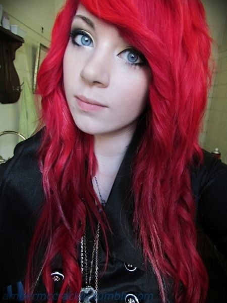 Magnificent 1000 Images About Emo Hairstyles On Pinterest Emo Scene Emo Short Hairstyles Gunalazisus