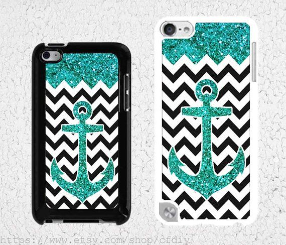 glitter chevron iPod Touch 4th Generation or iPod Touch by CFDIY, $2.99