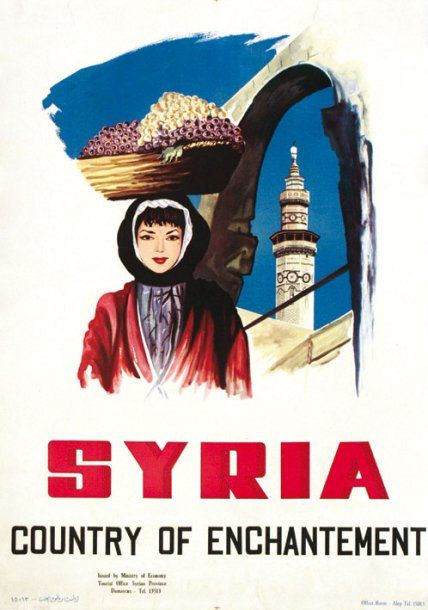 Syria, Country of Enchantement -