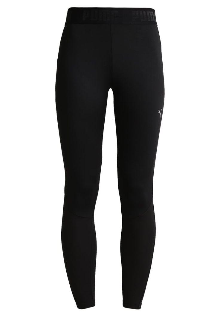 Bestill Puma TRANSITION - Tights - puma black for kr 399,00 (10.02.17) med gratis frakt på Zalando.no